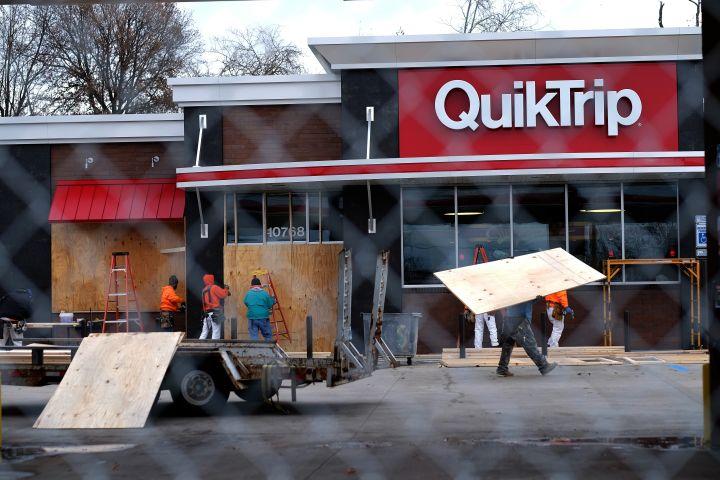 QuikTrip Prepares