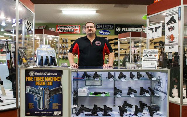 Steve King-Ferguson-gun-sales-111914