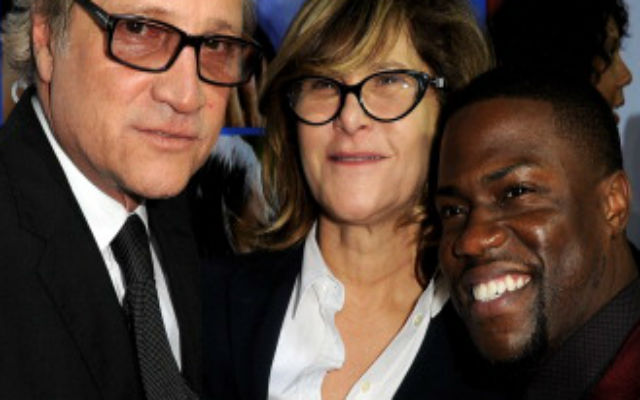 Amy Pascal Kevin Hart Sony Pictures