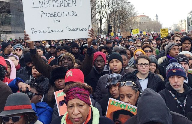 Justice For All March DC
