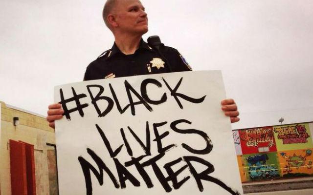 Richmond Police Chief BlackLivesMatter