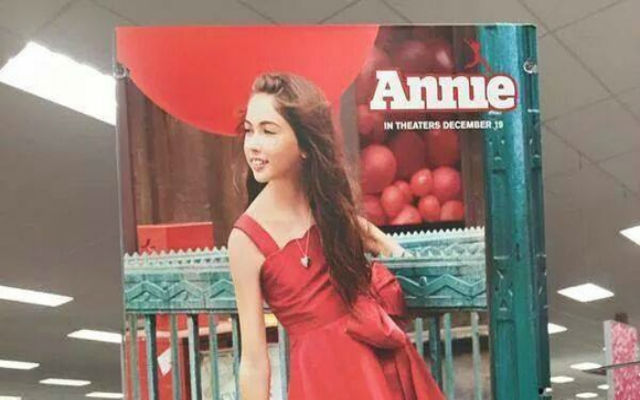 Target Accused of Whitewashing Annie Ads