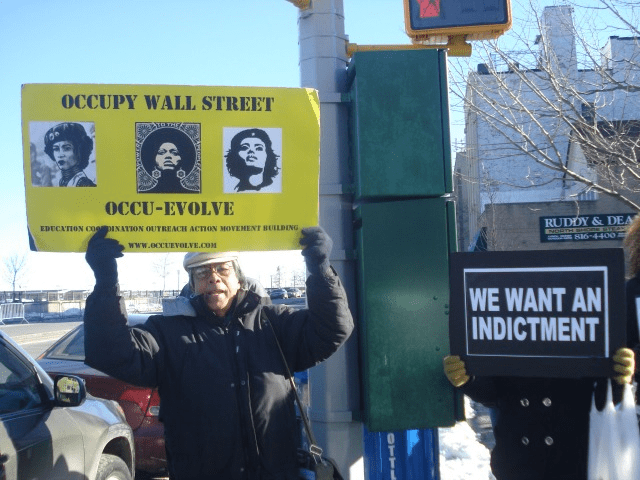 counter protestors attempt to disrupt pro cop rally in staten island 2