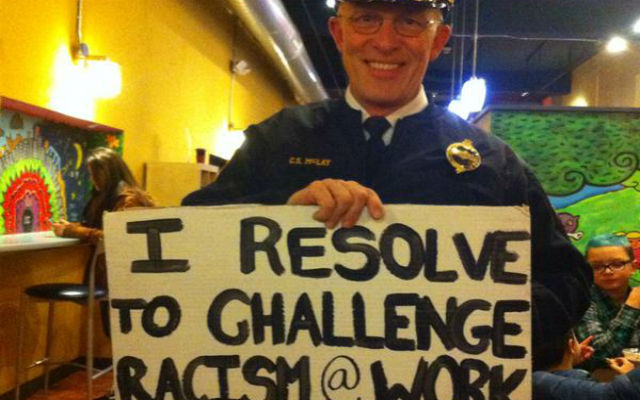 Pittsburgh Police Chief Cameron McLay