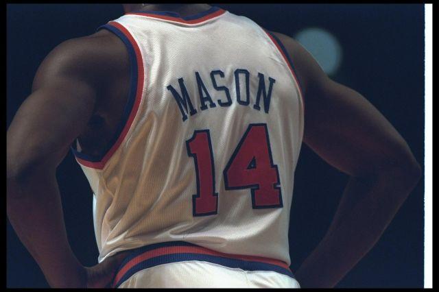 Anthony Mason