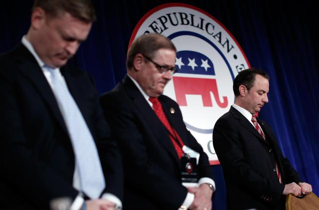 Reince Priebus Addresses RNC Annual Winter Meeting