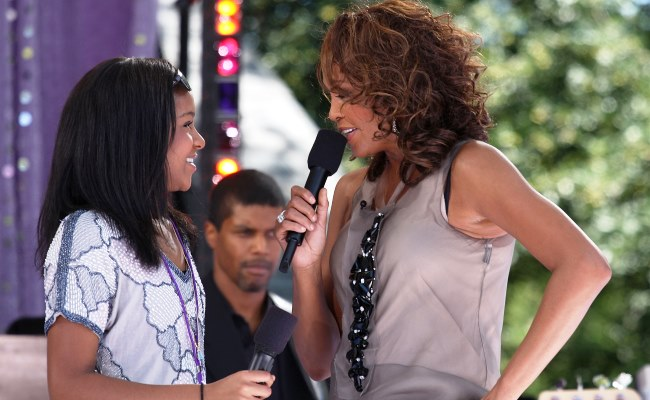 Mother and Daughter Perform in 2009