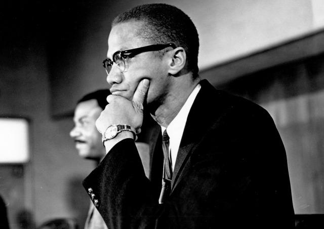 Malcolm X, Jan. 1, 1960