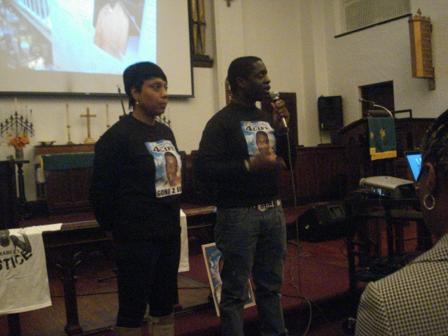 third annual ramarley graham memorial held in the bronx video