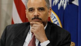 Holder Hosts Discussion On Drug Endangered Children