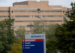Texas Health Presbyterian Hospital Ebola