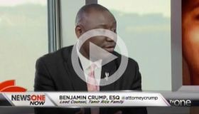 Attorney Benjamin Crump responds to the City of Cleveland