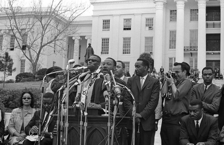 #Selma50: Historic Photos From The Selma to Montgomery March
