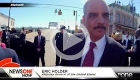 Attorney General Eric Holder on the Selma 50th Anniversary Jubilee