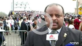 Roland Martin\'s Selma 50th Anniversary Jubilee Commentary