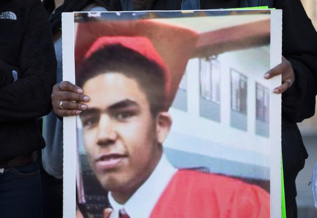 Protestors Rally At Wisconsin State Capitol After Police Shooting Of Unarmed Man