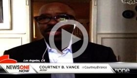 "Courtney B. Vance talks ""Scandal,"" Racism, Police Brutality on NewsOne Now"