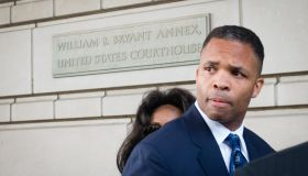 WASHINGTON, DC - AUGUST 14: Jesse L. Jackson Jr. was sentenced