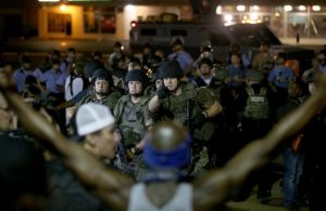 National Guard Called In As Unrest Continues In Ferguson