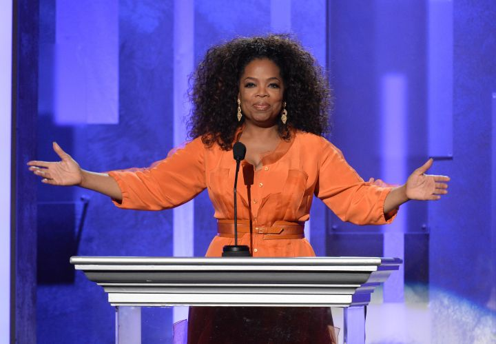 Oprah Winfrey, Businesswoman & Philanthropist | Net Worth: $3 Billion