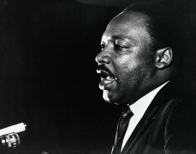 Martin Luther King, Jr., famous people, miscellany