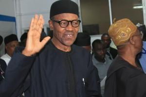 Muhammadu Buhari, Nigeria