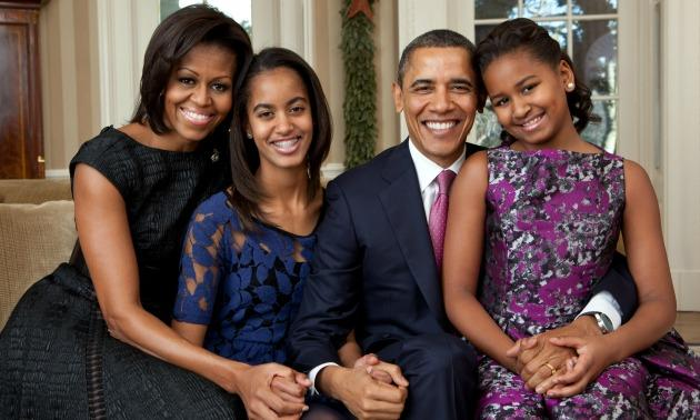 First Family Portrait