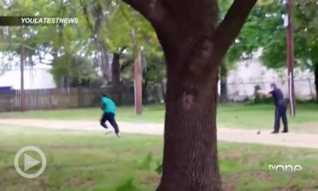South Carolina Cop Shoots Unarmed Black Man Running Away From Him