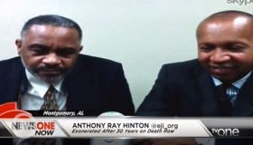 Anthony Ray Hinton, Exonerated After 30 Years On Death Row