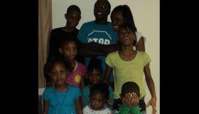 Rodney Todd family