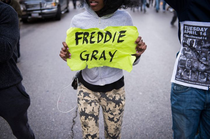 Remembering Freddie Gray