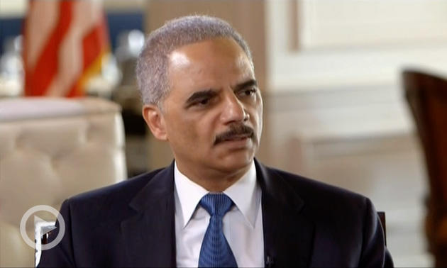 NewsOne Now Eric Holder Special