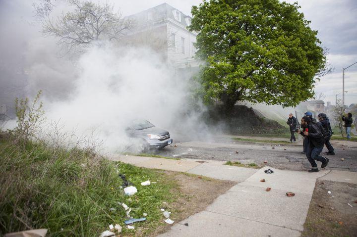 Smoke condition