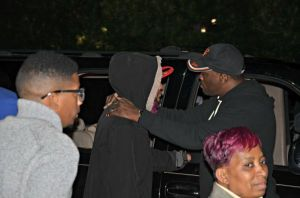 Freddie Gray walk of peace Baltimore