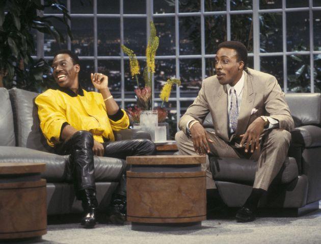 Eddie Murphy Visits The Arsenio Hall Show - July 13, 1987