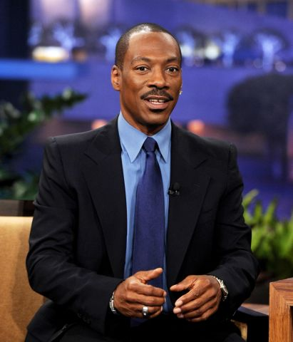 Eddie Murphy And Robyn On 'The Tonight Show With Jay Leno'