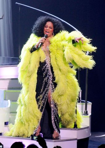 Diana Ross 'More Today Than Yesterday' Tour