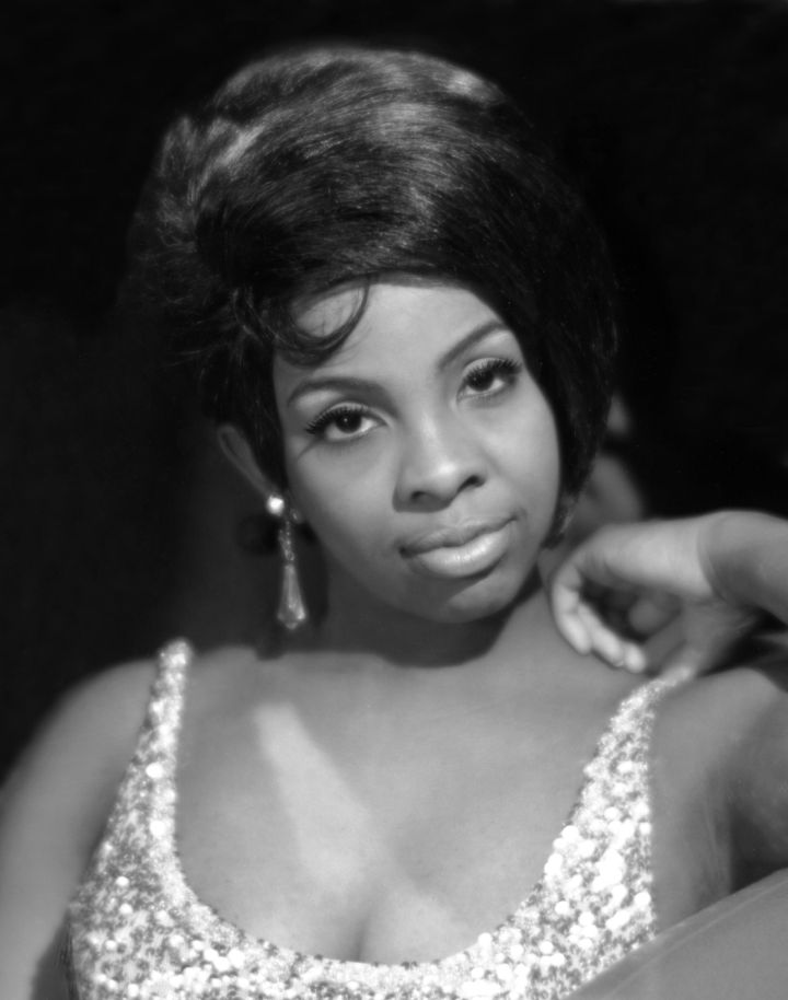 Back Then: Gladys Knight | Age 19