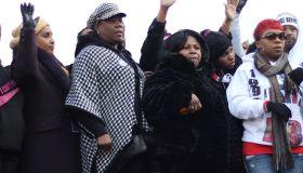 Justice For All Rally - Kadiatou, Sybrina, Samaria, Lesley