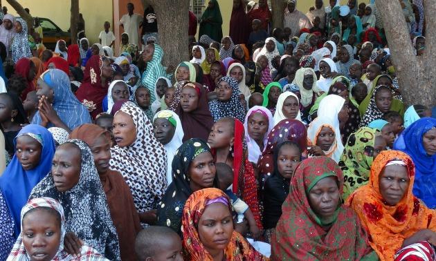Fleeing Boko Haram, Women In Nigerian Camps Report Sexual