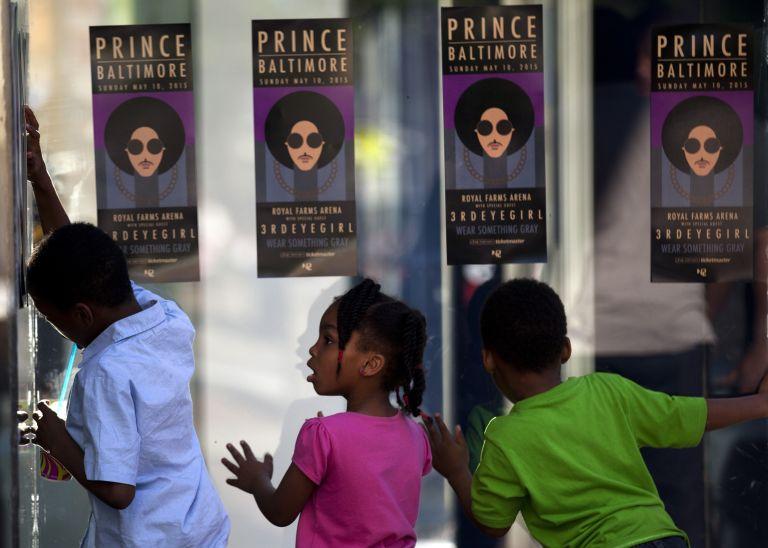 Prince Baltimore concert