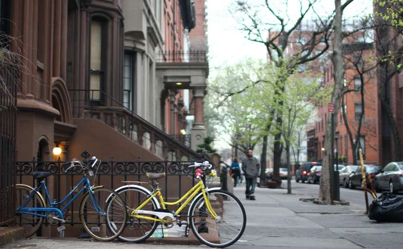 Brooklyn brownstones, gentrification