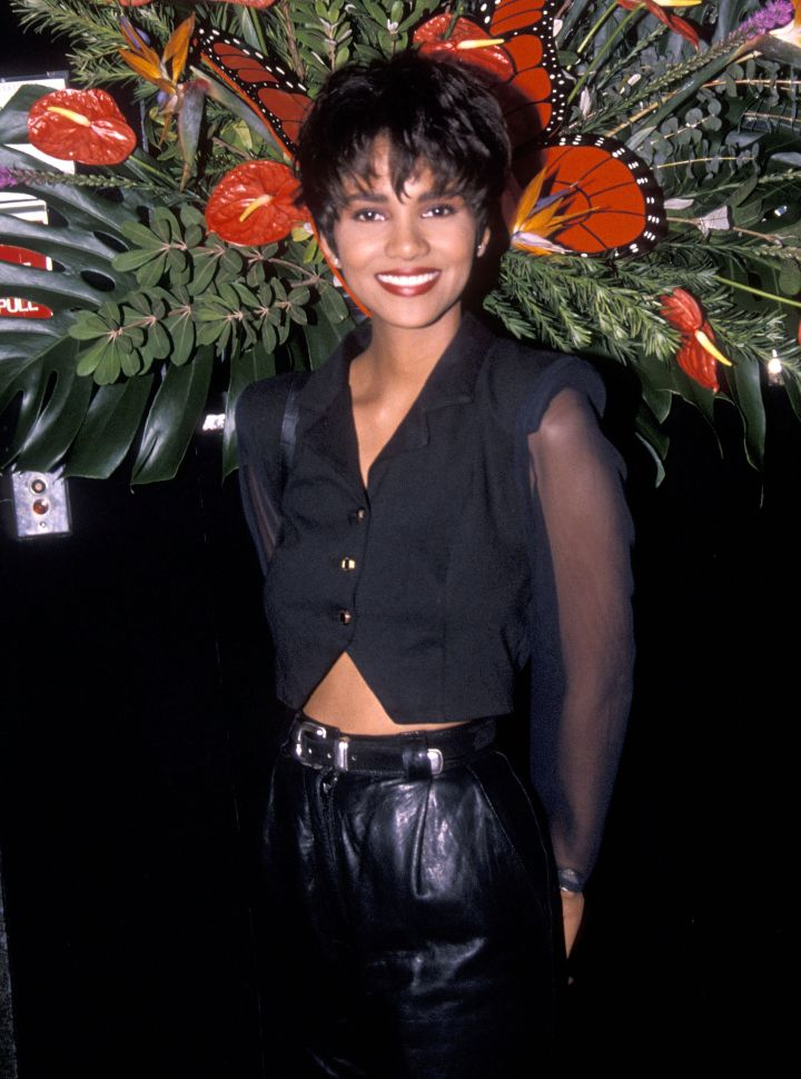 Back Then: Halle Berry | Age 22