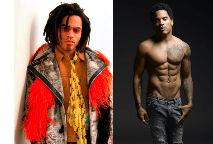 Lenny Kravitz & 20 Other Celebrities Who Don't Age