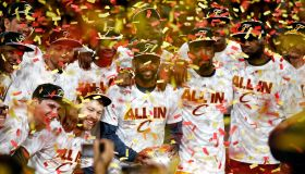 Atlanta Hawks v Cleveland Cavaliers - Game Four