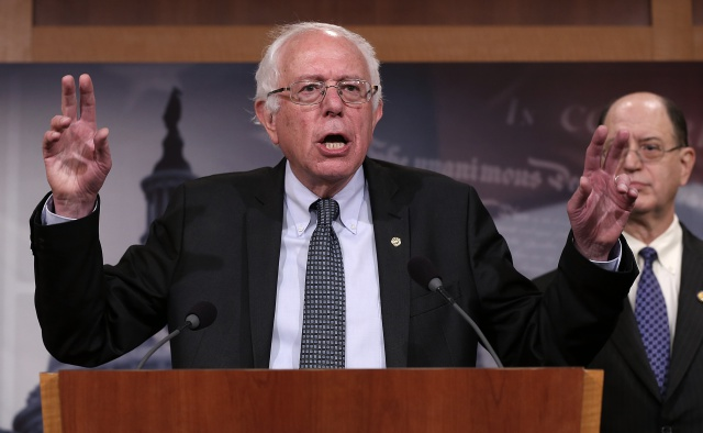 Bernie Sanders Sick of Clinton's Emails