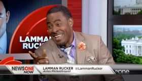 Actor Lamman Rucker Brings Awareness To The Increase In Hypertension In The Black Community