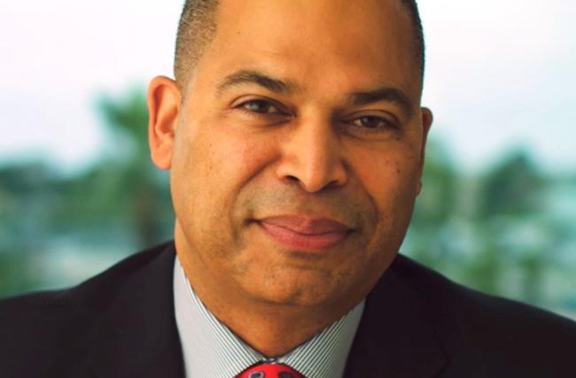 Byron Jones, University of Phoenix CFO