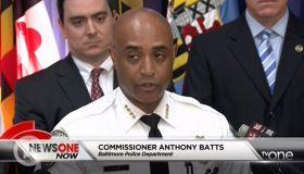 Baltimore's Top Cop Blames Stolen Prescription Drugs For Uptick In Violence
