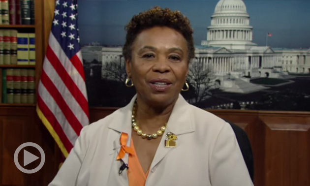 """CBC Message To America: Rep. Barbara Lee Says Levels Of Poverty In The Black Community Are """"Simply Unacceptable"""""""